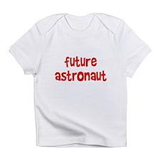 future astronaut Infant T-Shirt