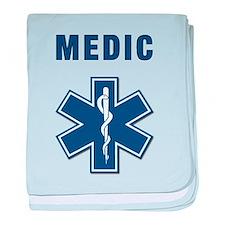 Medic and Paramedic baby blanket