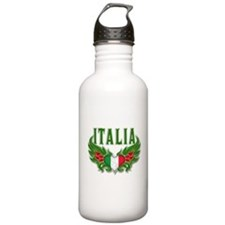 italian pride Water Bottle