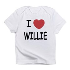 I heart Willie Infant T-Shirt