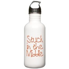 Middle Child Water Bottle