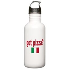 got pizza? Water Bottle