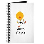 Judo Chick Journal
