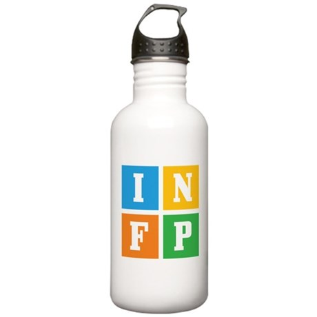 Myers-Briggs INFP Stainless Water Bottle 1.0L