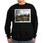 Cedar Covered Bridge Sweatshirt (dark)