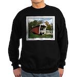 Cutler-Donahoe Covered Bridge Sweatshirt (dark)