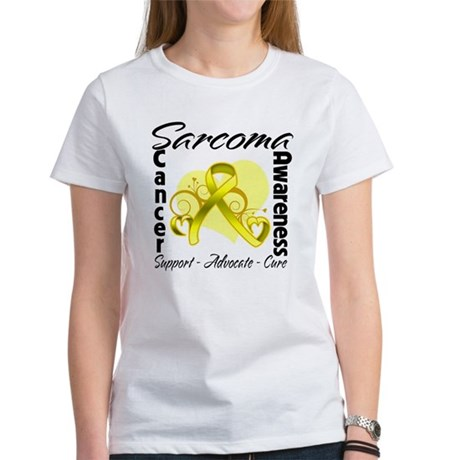 Sarcoma Awareness Women's T-Shirt