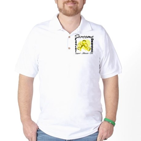 Sarcoma Awareness Golf Shirt