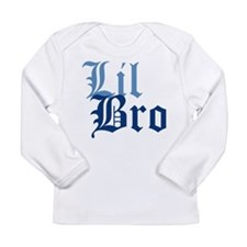 Lil Bro Long Sleeve Infant T-Shirt