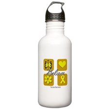 Believe Elements - Sarcoma Water Bottle
