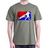 Schutzhund Red and Blue T-Shirt