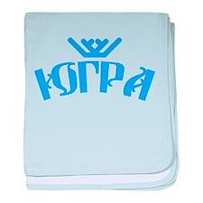 Yugra baby blanket