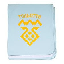 Tolyatti baby blanket