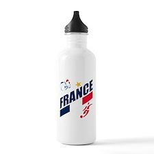 France Water Bottle