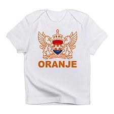 NETHERLANDS SOCCER Infant T-Shirt