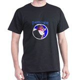 Ornithologist  Black T-Shirt