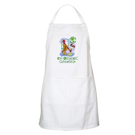 Organic Cleaners Apron