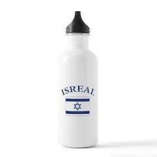I love Isreal Water Bottle