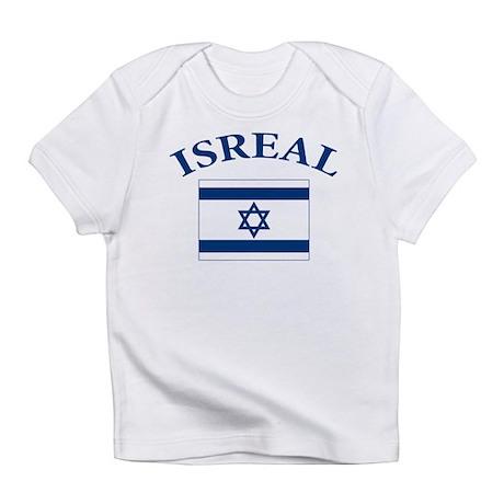 I love Isreal Infant T-Shirt