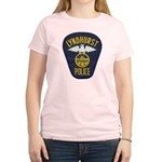 Lyndhurst Police Women's Light T-Shirt