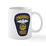 Lyndhurst Police Mug