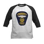 Lyndhurst Police Kids Baseball Jersey