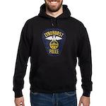 Lyndhurst Police Hoodie (dark)