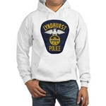 Lyndhurst Police Hooded Sweatshirt