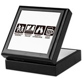 Dramatic Hiking Keepsake Box