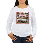 Madison County Bridges Women's Long Sleeve T-Shirt