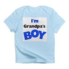 I'm Grandpa's Boy Infant T-Shirt
