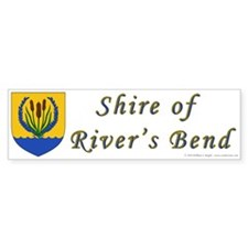 River's Bend Sticker (Bumper 50 pk)