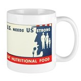 U.S. Needs Us Mug