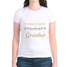 Elegant World's Best Grandma T