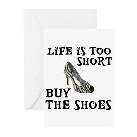 IT'S ONLY MONEY Greeting Cards (Pk of 20)