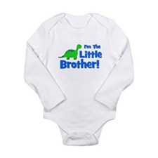 I'm The Little Brother! Dinos Baby Outfits