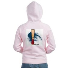 Bassoon Seeing Double - Zip Hoodie