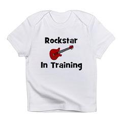 Rockstar In Training Infant T-Shirt