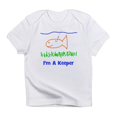 I'm A Keeper Infant T-Shirt