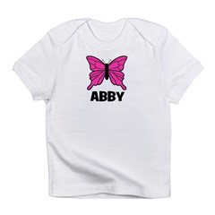 Butterfly - Abby Infant T-Shirt