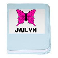 Butterfly - Jailyn baby blanket