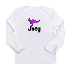 Joey - Kangaroo Long Sleeve Infant T-Shirt