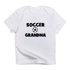 Soccer Grandma Infant T-Shirt