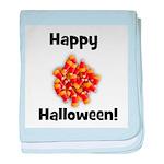 Happy Halloween! baby blanket
