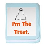 I'm The Treat (ghost) baby blanket