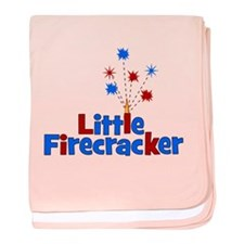 Little Firecracker! baby blanket