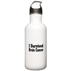 Brain Cancer Stainless Water Bottle 1.0L