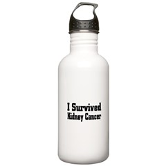 Kidney Cancer Stainless Water Bottle 1.0L