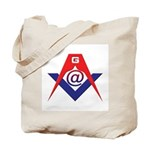 Internet Mason Tote Bag