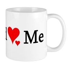 Edward Loves Me Coffee Mug
